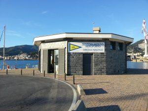 La sede del CV Marina Aeroporto