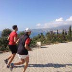 la mezza Maratona di Sanremo