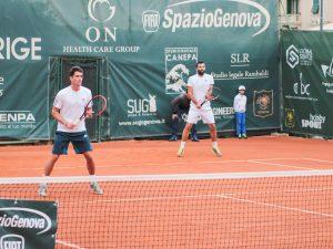 Lunedì 25 maggio Tennis in doppio, padel e beach tennis