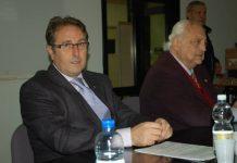 Roberto Pizzorno, assieme a Lelio Speranza