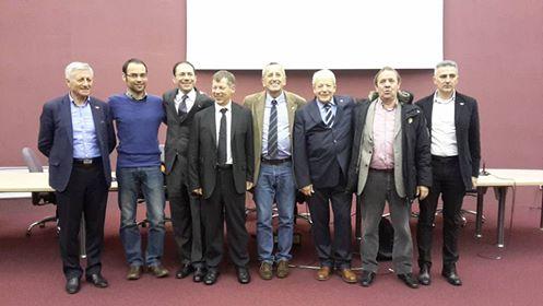 Il nuovo Consiglio della FISO, del quale fa parte Gianluca Carbone