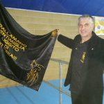 Il general manager della Pallamano Ventimiglia Pippo Malatino