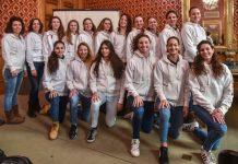 La squadra della Rari Nantes Savona