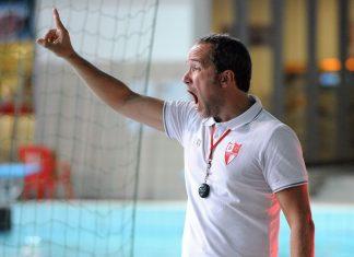 L'allenatore del Quinto Marco Paganuzzi