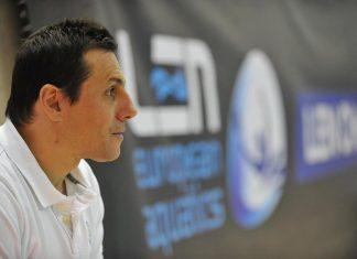 L'allenatore della Pro Recco Vujasinovic