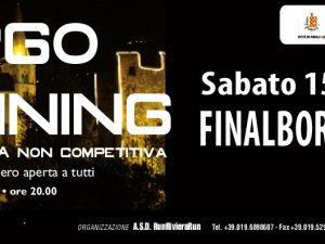 Sabato Borgo By Night Running