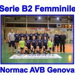 La squadra B2 della Normac AVB