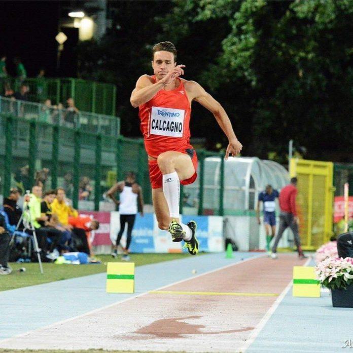 Simone Calcagno (CUS Genova)