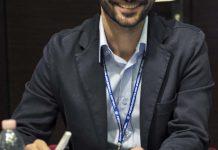 Livio Caponi (delegato FIBS Liguria)