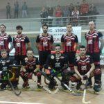 Il team Sarzana in Portogallo