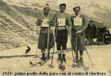 Sci alpinismo negli anni 20