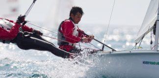 Matteo Puppo e Matteo Capurro (Yacht Club Italiano)