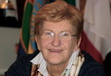Anna Del Vigo, Vice Presidente Vicario Coni Liguria
