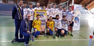 La Nuova Albisola Campione Regionale Under 19