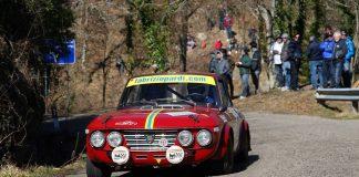 Esordio ok per Fabrizio Pardi al Rally Storico delle Vallate Aretine