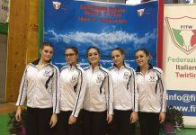 Il team Junior del Voltri Mele
