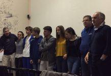 Premiati i giovani dell'Arcobaleno Savona