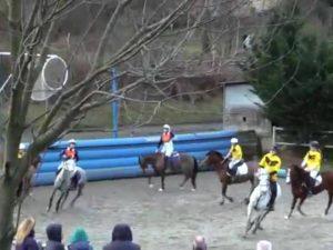 Grande successo per il triangolare di Horse Ball a Ronco Scrivia