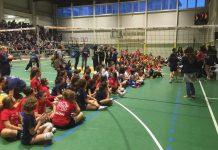 I bambini del Trofeo Telethon