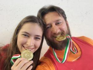 Simone Capelli e Ilaria Naef vincono la Coppa Italia a Olgiate Comasco