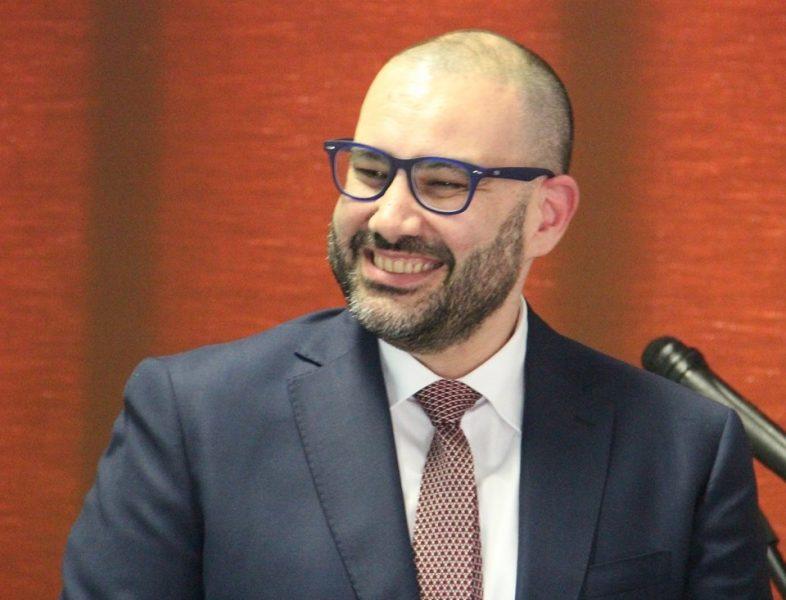 Tiziano Pesce, presidente nazionale Uisp