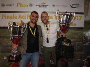Doppio trionfo Lanterna a Rally Italia Talent