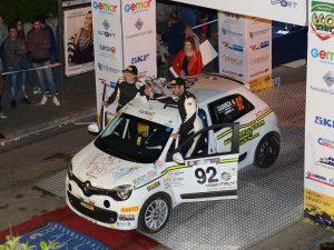 Buona la prima per Caserza-Badinelli al Rally Lirenas