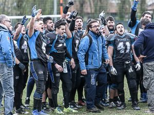 Football day per i Pirates a Luceto