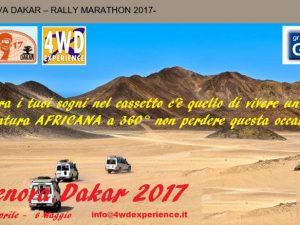Al via sabato la terza Genova-Dakar