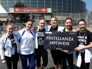 Andrea Doria decima in B, Fratellanza Savonese undicesima in A2