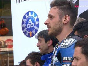 Niccolò Canepa vince la 24h di Le Mans