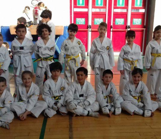 Gli Esordienti della Lanterna Taekwondo