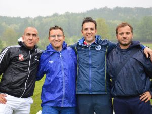 Footgolf Liguria in evidenza in Piemonte