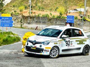 Caserza, Casazza e De Martino al Rally del Taro