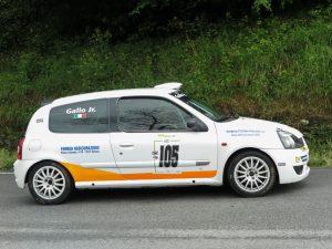 Week end ricco di soddisfazioni per Lanterna Corse Rally Team tra Giovi e Francia