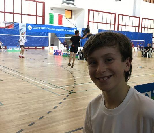 Thomas Bianchi (Genova Badminton)