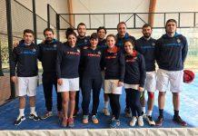 La squadra del Colombo Padel
