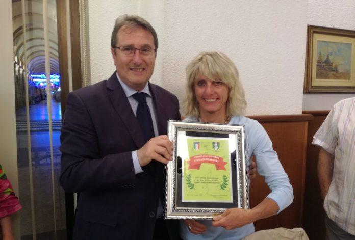 Roberto Pizzorno e Stefania Belmondo