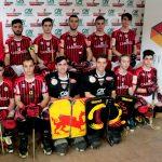 Gli Under 20 dell'Hockey Sarzana
