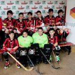 La squadra Under 13 sarzanese