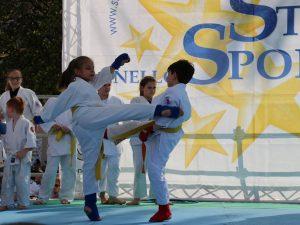 Trofeo Interregionale di Ju Jitsu a Serra Riccò