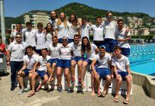 Genova Nuoto-MySport ai Regionali Estivi di Salvamento