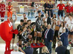 Colombo Genova campione d'Italia under 14 maschile