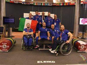 Il savonese Boraschi porta al successo la Nazionale paralimpica