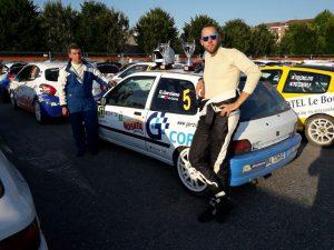 Lanterna Corse Rally Team festeggia ad Alba