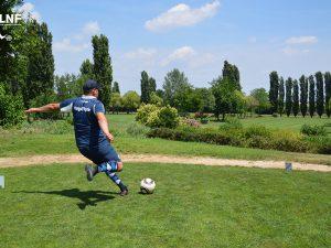 Footgolf Liguria brilla anche a Villafranca di Verona