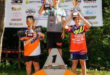I premiati ai regionali di Motocross