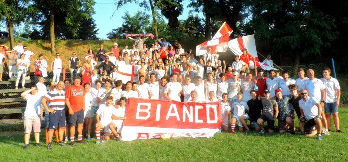 Il CUS Genova alza la Coppa Piccoli