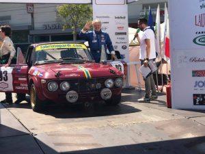 Rally della Lana: secondo posto per Fabrizio Pardi