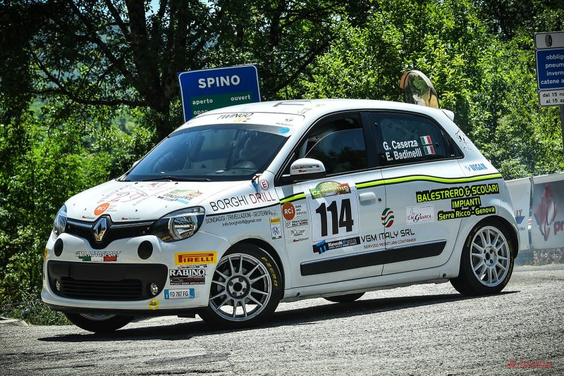 Caserza-Casentino (Lanterna Corse Rally Team)